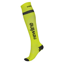 Compression socks running Newline - Neon