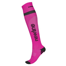 Compression socks running Newline - Pink