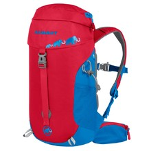 Children's Backpack MAMMUT First Trion 18 - Red-Blue