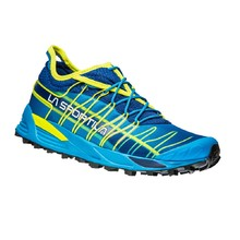 Men's Trail Shoes La Sportiva Mutant - Blue-Yellow