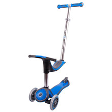 Children's Scooter/Running Bike 4in1 Globber - Blue