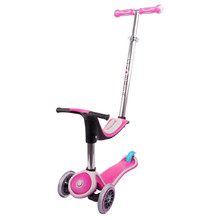 Children's Scooter/Running Bike 4in1 Globber - Pink