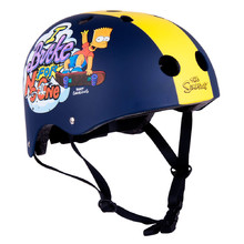 Children's Freestyle Helmet Bart Simpson