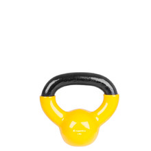 Vinyl-Coated Dumbbell inSPORTline Ketlebel 2 kg