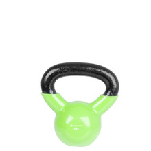 Vinyl-Coated Dumbbell inSPORTline Ketlebel 4 kg