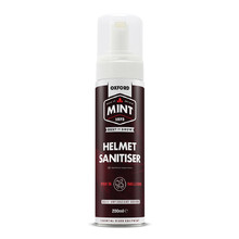Helmet Sanitizer Foam Spray Mint 200ml