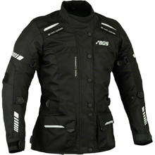 Women's Touring Jacket BOS 5787 - Black