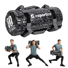 Exercise Bag with Handles inSPORTline Fitbag Camu 10kg