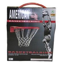 Basketball hoop with spring Spartan