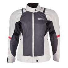 Women's Moto Jacket W-TEC Lucina - Black-White