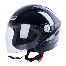 Motorcycle Helmet ORIGINE V529 Pearl Black