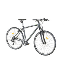 "Cross bike DHS 2865 Contura 28 ""- model 2015 - Grey-Green"