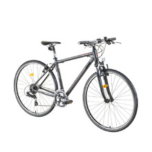 "Cross bike DHS 2865 Contura 28 ""- model 2015 - Grey-Red"
