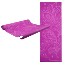 Yoga Mat inSPORTline Spirit - Purple