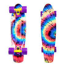 Pennyboard WORKER Colory 22ʺ - Acid Rainbow