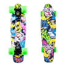 Pennyboard WORKER Colory 22ʺ - Angry Green