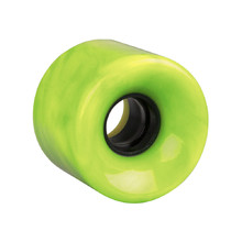 Penny Board Wheel 60*45mm – Patchy - Yellow