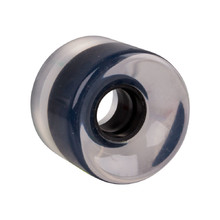 Penny Board Clear Wheel 60*45mm - Black