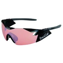 Cycling Sunglasses Bollé 6th Sense Black