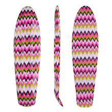 "Penny Board Deck WORKER Paterny 22.5*6"" - Design 3"