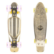 "Penny Board WORKER Mirra 100 22"" with Light Up Wheels"