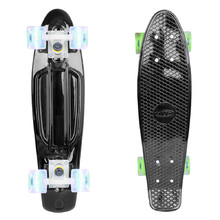 "Penny Board WORKER Mirra 200 22"" with Light Up Wheels"