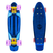 "Penny Board WORKER Mirra 300 22"" with Light Up Wheels"