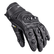Moto Gloves W-TEC Radoon - Black