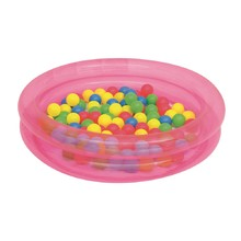 2-Ring Ball Pool Bestway 91cm - Pink