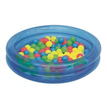 2-Ring Ball Pool Bestway 91cm - Blue