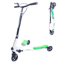 Tri Scooter WORKER Fliker 100 - Green-White