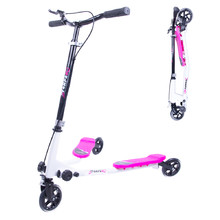 Tri Scooter WORKER Fliker 100 - pink-white