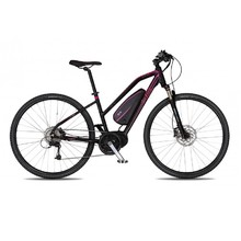 Women's Cross E-Bike 4EVER Velvetline AL E-Cross – 2018