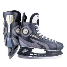 Ice Hockey Skates Action Hoky
