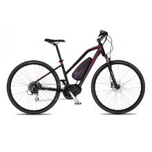Women's Cross E-Bike 4EVER Velvetline AC E-Cross – 2018