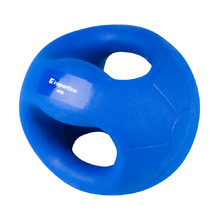 Medicine Ball with Grips inSPORTline Grab Me 4 kg