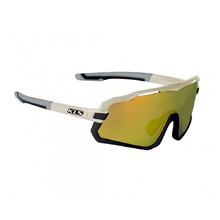 Cycling Sunglasses Kellys Cyclone FF - Sandstorm Grey