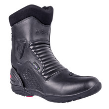 Leather Moto Boots W-TEC Benkoff NF-6052 - Black