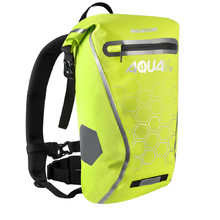 Waterproof Backpack Oxford Aqua V20 20L - Fluo Yellow