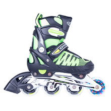 Adjustable Rollerblades WORKER Nobes with Light-Up Wheels