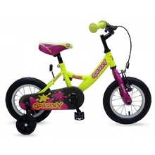 "Children's Bike Galaxy Fenix 12"" – 2017 - Yellow"
