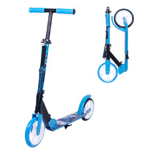 Scooter WORKER Iridio - Blue-Black