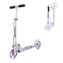 Scooter WORKER Molden - Grey-Red
