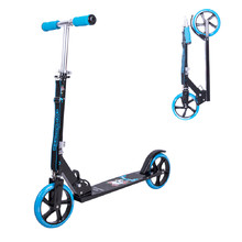 Scooter WORKER Molden - Black-Blue
