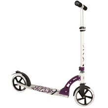 Folding Scooter Authentic NoRules 205 White-Purple