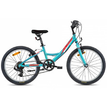 "Children's Girls' Bike Galaxy Kometa 20"" – 2020 - Turquiose"