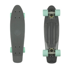 "Penny Board Fish Classic 22"" - Grey/Summer Green"