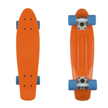 "Penny Board Fish Classic 22"" - Orange/White/Blue"