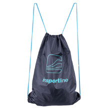 Backpack inSPORTline Bolsier - Black-Blue