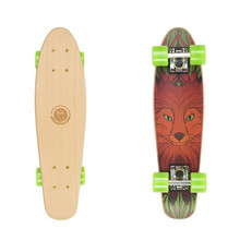 Penny Board Fish Classic Wood